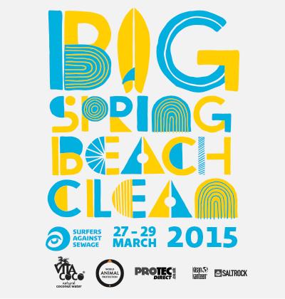 Big Spring Beach Clean